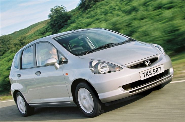 Honda Jazz 2001 Car Review Honest John