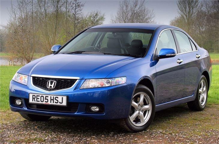 Honda Accord 2003 - Car Review | Honest John