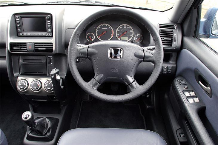 Honda Fit Mpg >> Honda CR-V 2002 - Car Review | Honest John