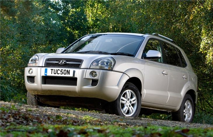 Hyundai Tucson 2004 - Car Review | Honest John