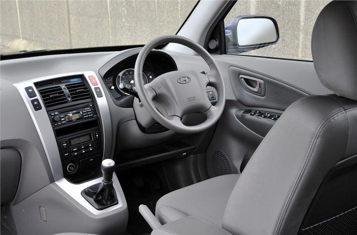 Five Star Hyundai >> Hyundai Tucson 2004 - Car Review | Honest John