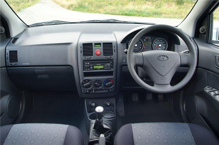 Hyundai Getz 2002 - Car Review   Honest John