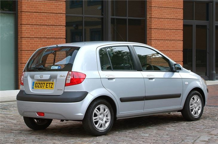 Hyundai Getz 2002 Car Review Honest John