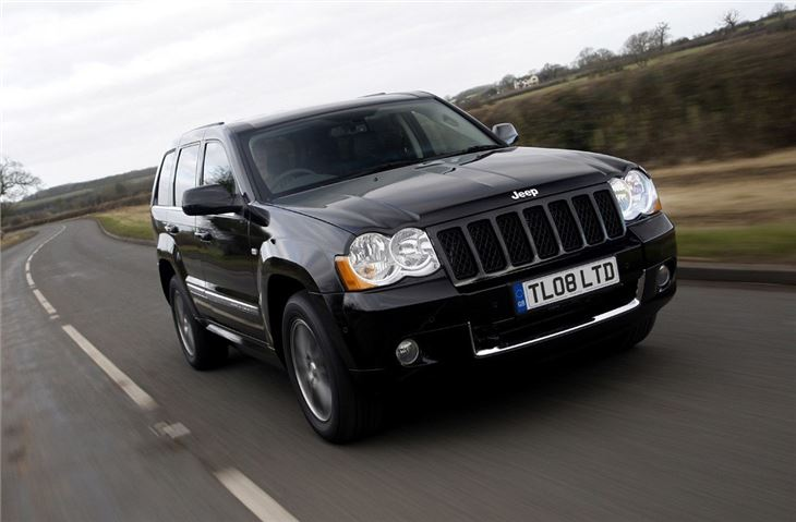 Jeep Grand Cherokee 2005 Car Review Honest John