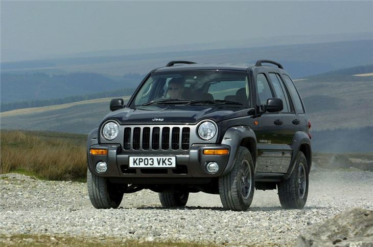 Jeep Cherokee 2002 Car Review Honest John
