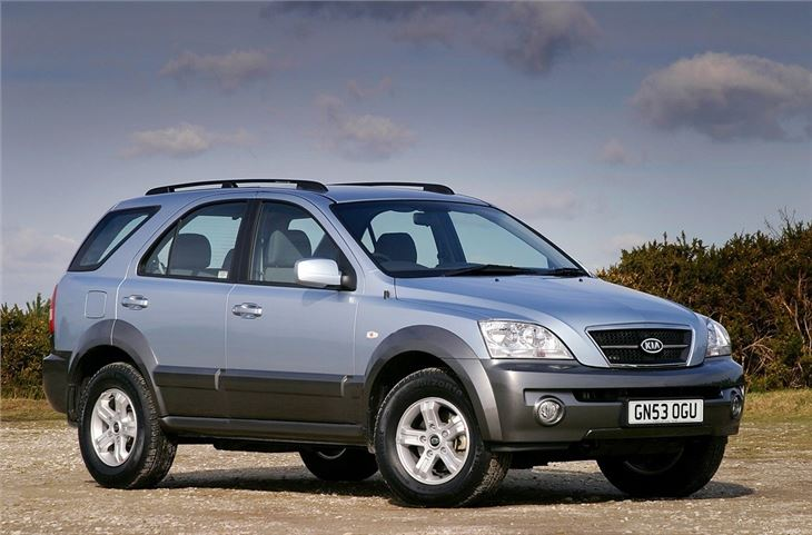 KIA Sorento 2003 - Car Review | Honest John