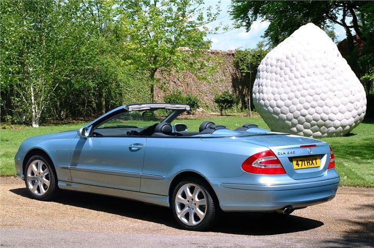 Mercedes Benz Clk Class 2002 Car Review Honest John