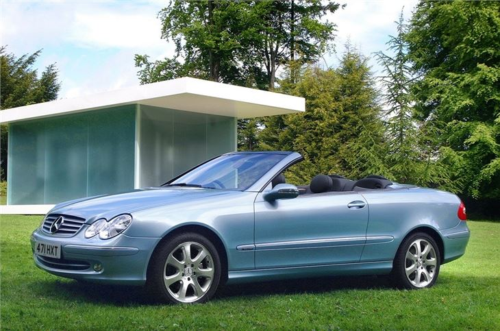 Mercedes Benz Clk Class 2002 Car Review Honest John