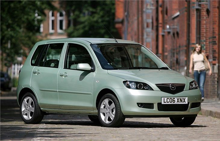 Mazda 2 2003 - Car Review | Honest John