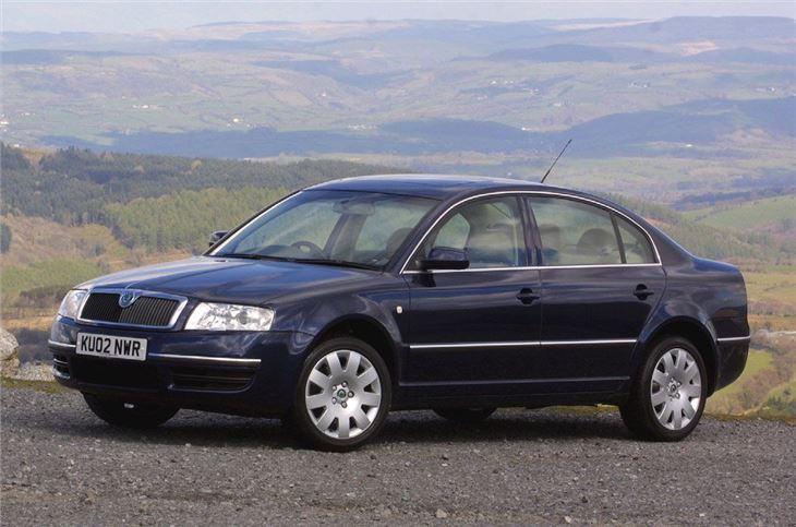 Open Locked Car Door >> Skoda Superb 2002 - Car Review | Honest John