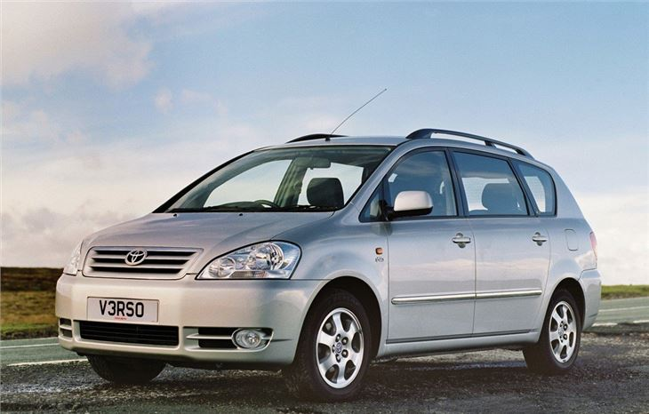 Toyota Avensis Verso 2001 Car Review Honest John