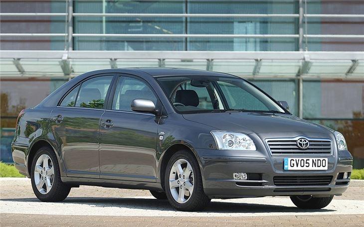 Toyota Finance Deals >> Toyota Avensis 2003 - Car Review | Honest John