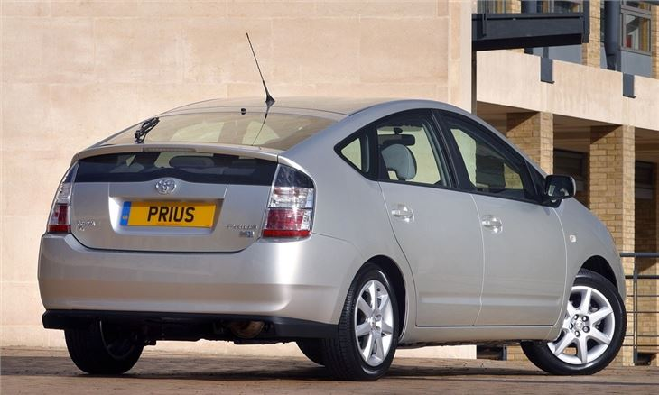 toyota prius 2003 car review honest john