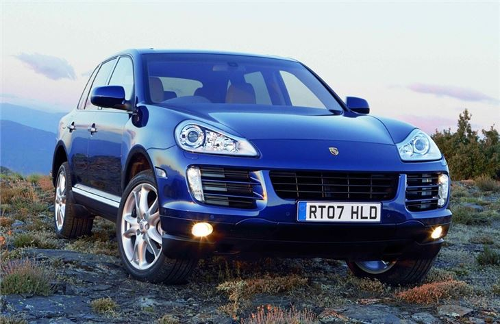 Porsche Cayenne 2003 Car Review Honest John
