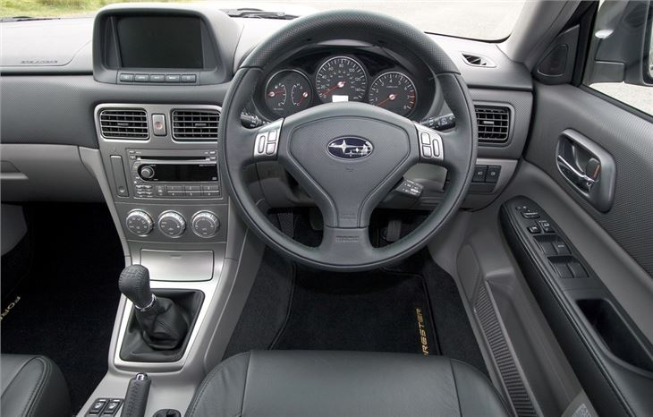 Subaru Forester 2002 Car Review Honest John