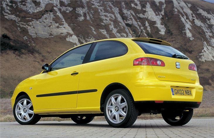 Best Car Seat Covers >> SEAT Ibiza III 2002 - Car Review | Honest John