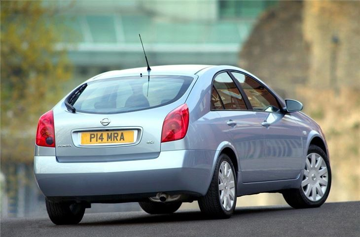 2014 Ford Focus Mpg >> Nissan Primera 2002 - Car Review | Honest John