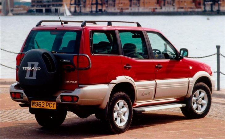 Nissan Terrano 4x4 Autos Post