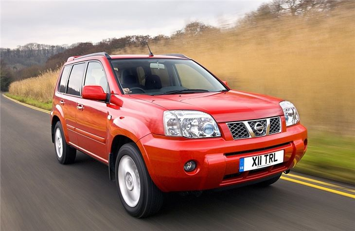 Nissan X Trail 2001 Car Review Honest John