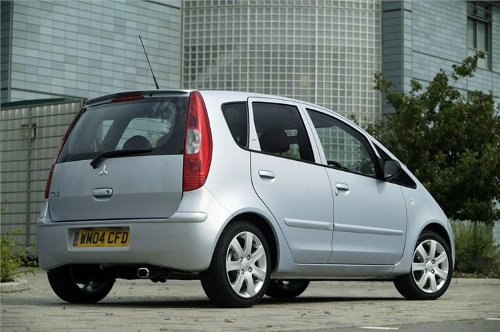 Cheap Used Cars For Sale >> Mitsubishi Colt 5-door 2004 - Car Review | Honest John