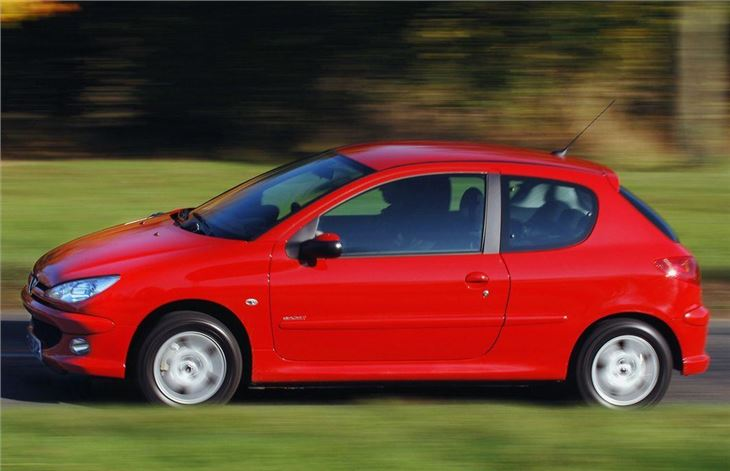 Peugeot 206 1998 Car Review Honest John