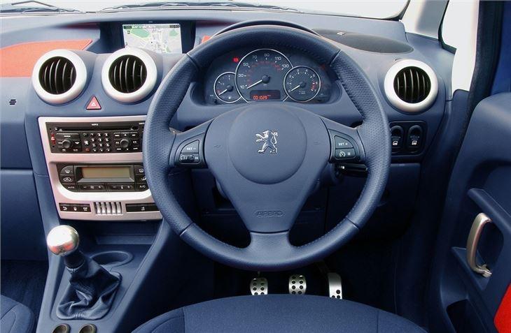 Car Insurance Groups 1 20 >> Peugeot 1007 2005 - Car Review   Honest John