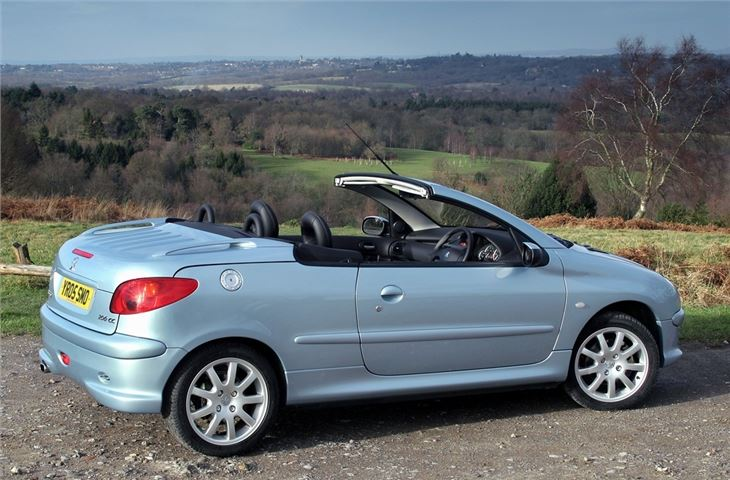 Peugeot 206 Cc 2000 Car Review Honest John