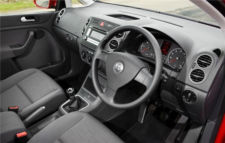 Volkswagen Golf Plus 2005 Car Review Honest John