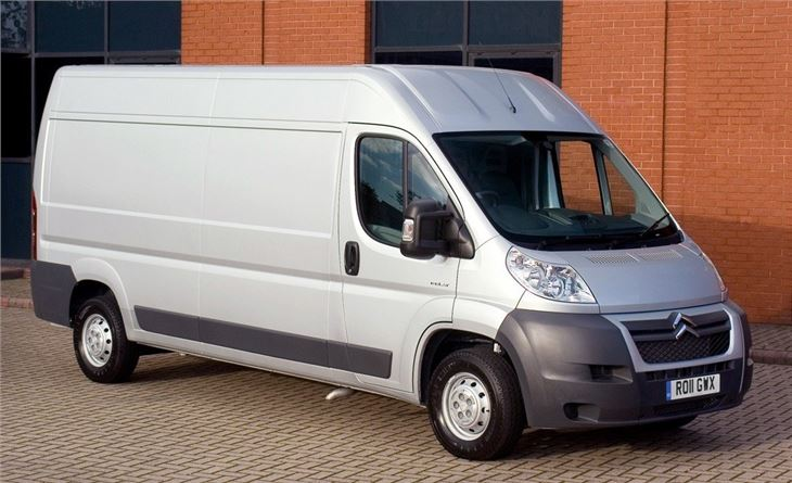 Citroen Relay 2006 - Van Review | Honest John