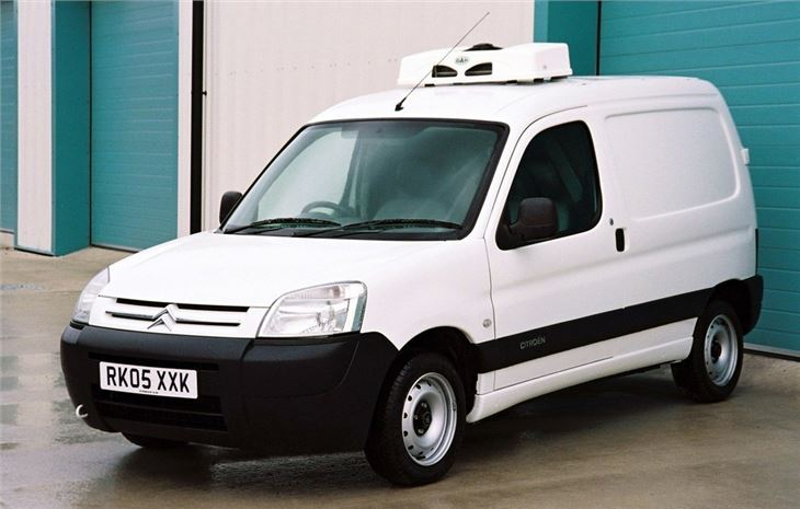 Citroen Berlingo First 2002 Van Review Honest John