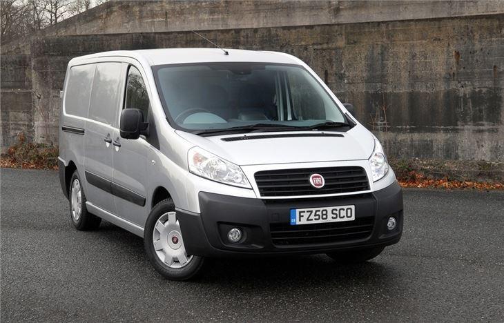Toyota Diesel Engines >> Fiat Scudo 2007 - Van Review | Honest John