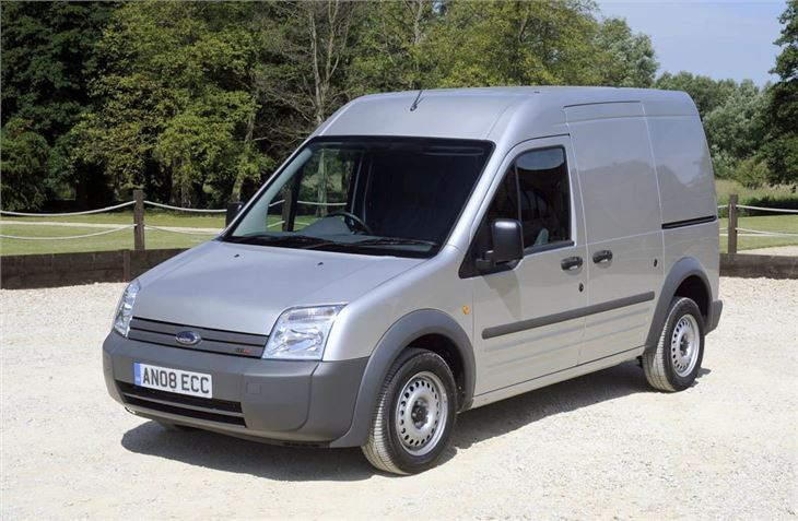 ford transit connect 2002 van review honest john. Black Bedroom Furniture Sets. Home Design Ideas