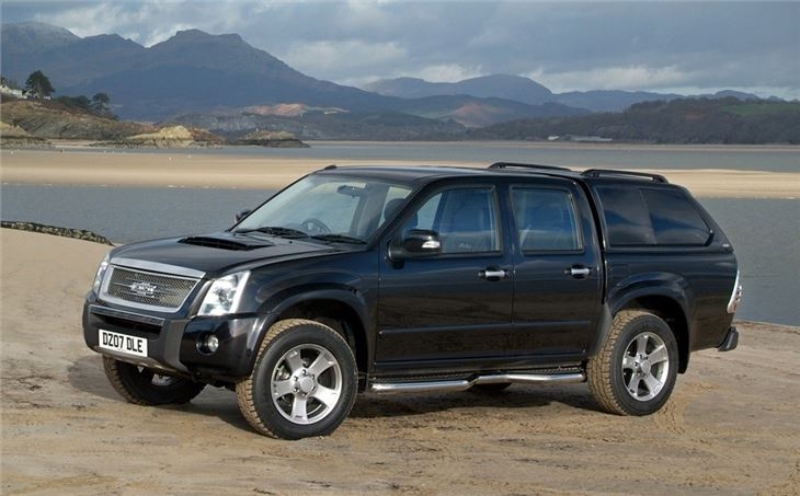 Isuzu Rodeo 2003 Van Review Honest John