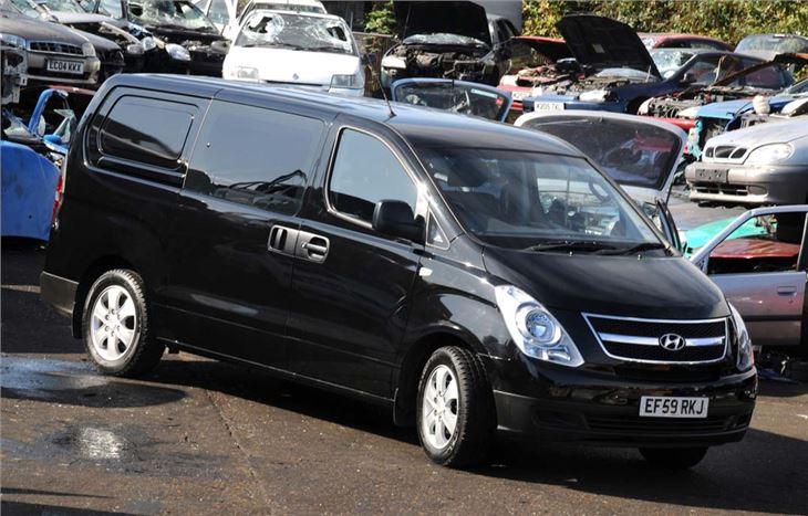 Hyundai Iload 2009 Van Review Honest John
