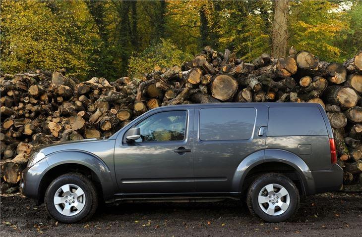 Nissan Pathfinder Van 2010 Van Review Honest John
