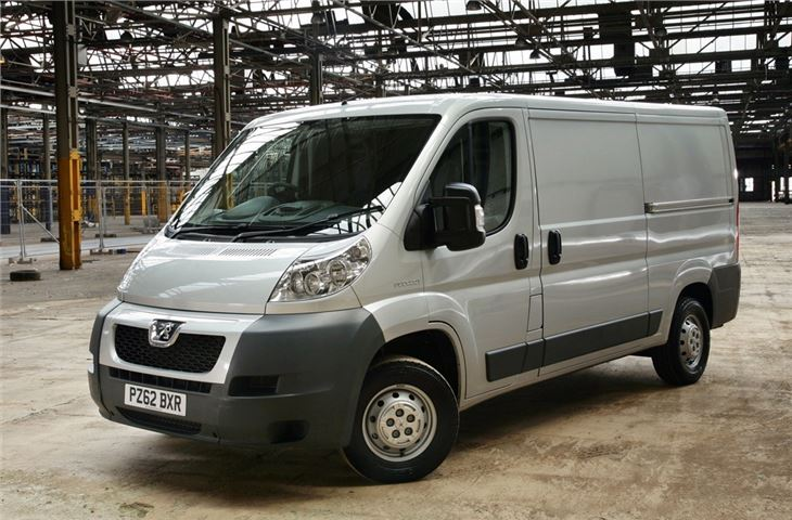 Peugeot Boxer 2006 Van Review Honest John