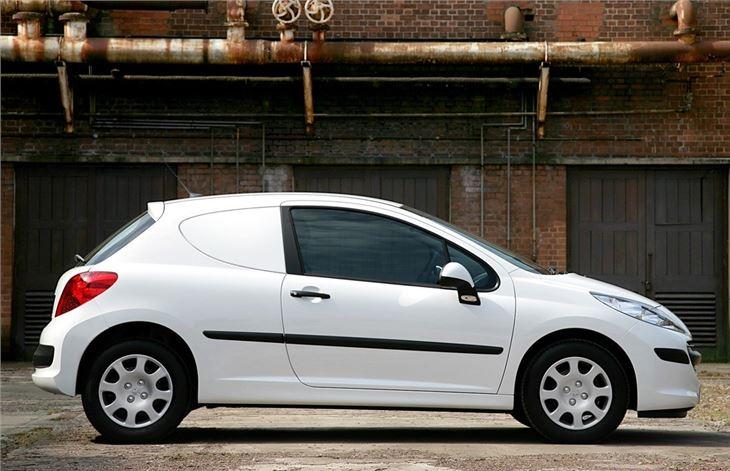Peugeot 207 Van 2007 Van Review Honest John