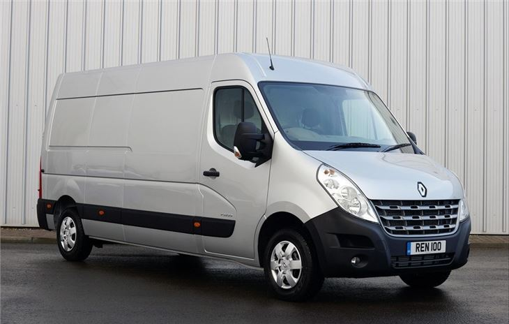 Renault Master 2010 Van Review Honest John