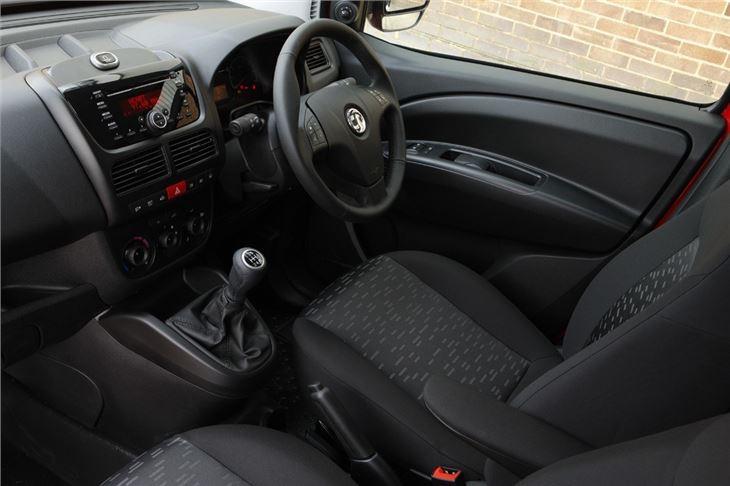 6 Panel Door History >> Vauxhall Combo 2012 - Van Review | Honest John