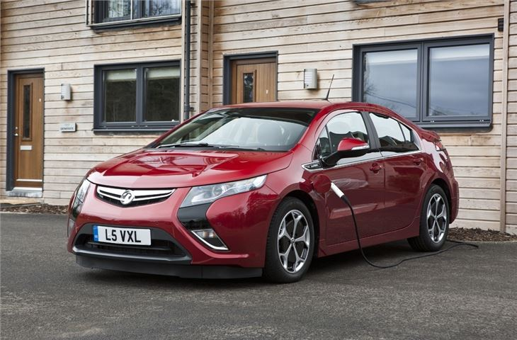 Vauxhall Ampera 2012 Car Review Honest John