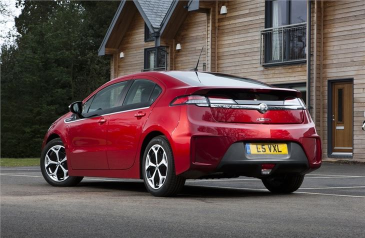Vauxhall Ampera 2012 - Car Review | Honest John