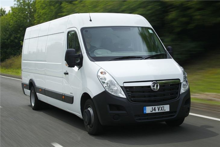 Lock Out Kit For Cars >> Vauxhall Movano 2010 - Van Review | Honest John