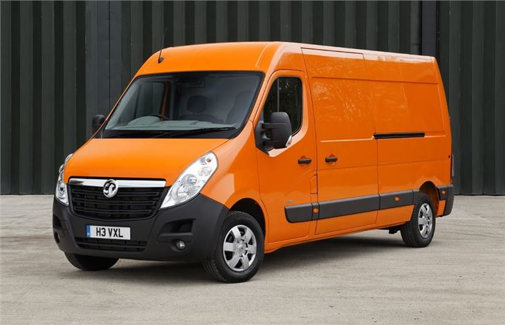 Vauxhall Movano 2010 Van Review Honest John