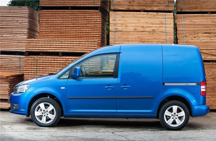 Volkswagen Caddy 2010 Van Review Honest John