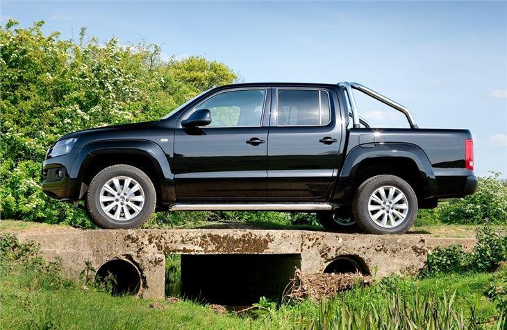 Volkswagen Amarok 2011 Van Review Honest John