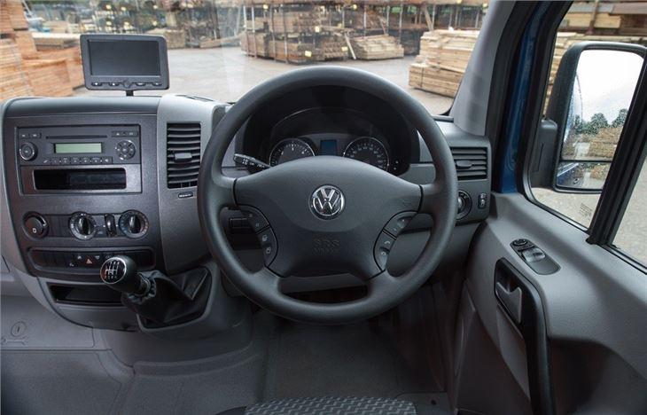 Volkswagen Crafter 2006 - Van Review | Honest John