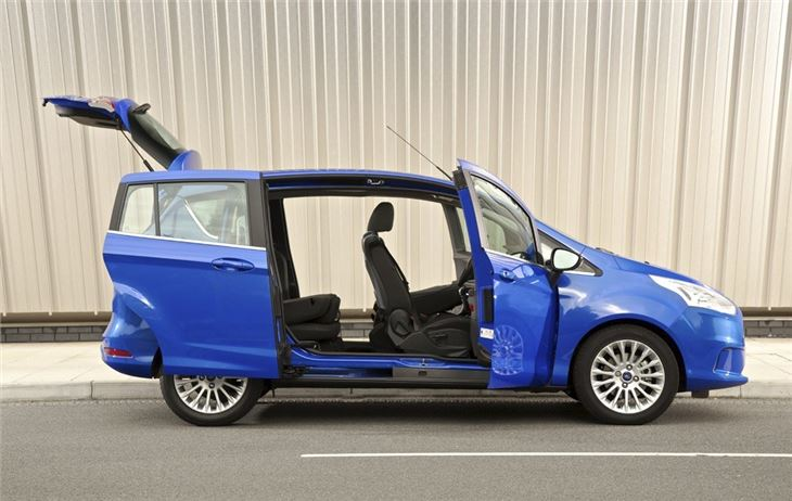 ford b max 2011 car review honest john. Black Bedroom Furniture Sets. Home Design Ideas