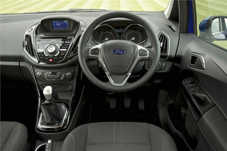 Ford Fiesta Mpg >> Ford B-MAX 2012 - Car Review | Honest John