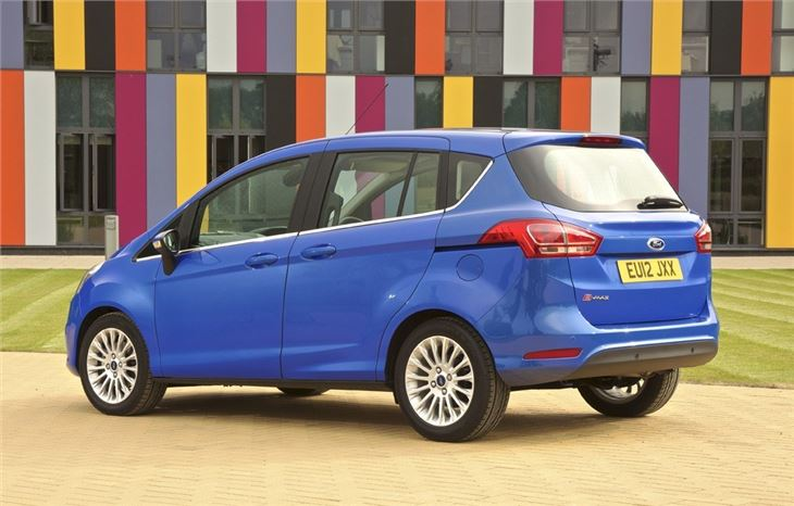Ford B Max 2012 Car Review Honest John