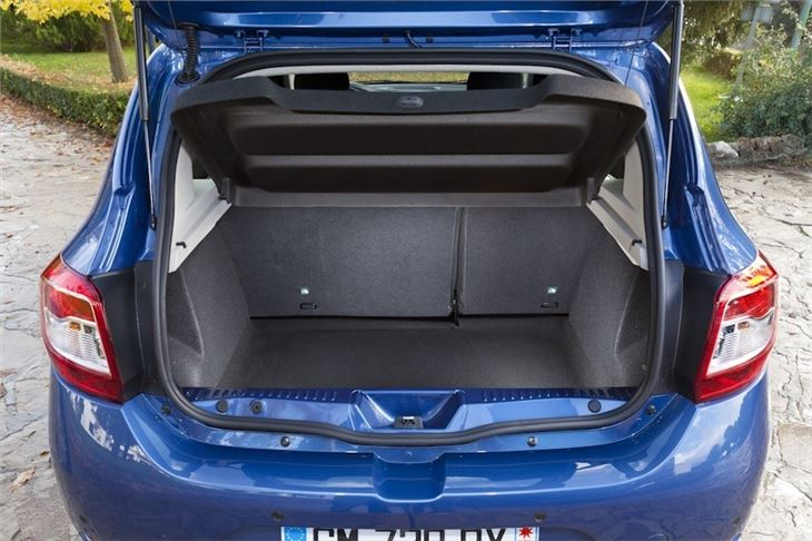 dacia sandero 0 9 tce 2013 road test road tests honest john. Black Bedroom Furniture Sets. Home Design Ideas